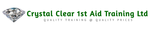 First Aid Safety Courses in Sheffield and Rotherham – Crystal Clear Logo